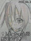 †D.Gray-man溺愛ランキング†