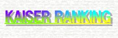 [KAISER]RANKING